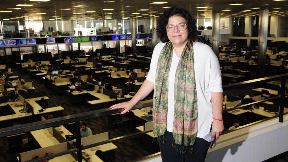 REPORTAJE DE FONTEVECCHIA A CARLA VIZZOTTI 20210426
