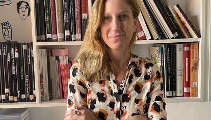 DIRECTORA. Florencia Magaril está al frente del Centro Cultural España Córdoba (CCEC) desde el 1 de marzo.