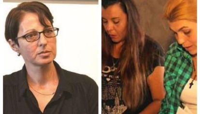 NORMI TITTI Y LAS HERMANAS BASUALDO. El juicio enfrenta a la única heredera de Pedro Titti, fallecido en 2018, y Liliana y Nilda.