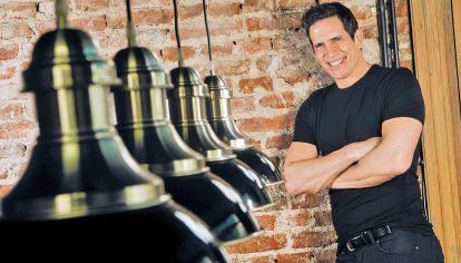 """Retorno. El actor por estod días es parte de """"TV Nostra"""", el ciclo de Jorge Rial, y de """"Todo incluido"""", show en la radio La Uno, FM 103.1."""