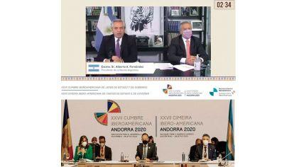 Virtual. El encuentro se realizó por videoconferencia. Aprobó pasos para la recuperación regional.