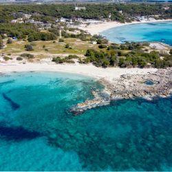 La costa de Taranto, en Sicilia, uno de los sitios que incorpora MSC en sus itinerarios europeos.