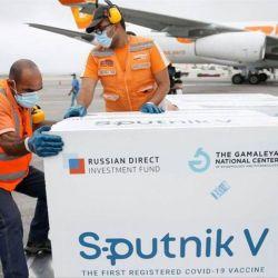 La Sputnik V ya ha sido aprobada por 60 países.    Foto:CEDOC