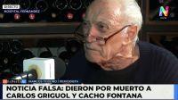 """Cacho Fontana desmintió su muerte: """"Me tienen para rato"""""""