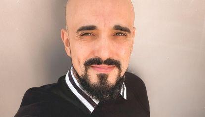 Abel Pintos confirmó que tiene Coronavirus