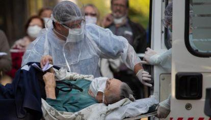 Emergencia global en pandemia.