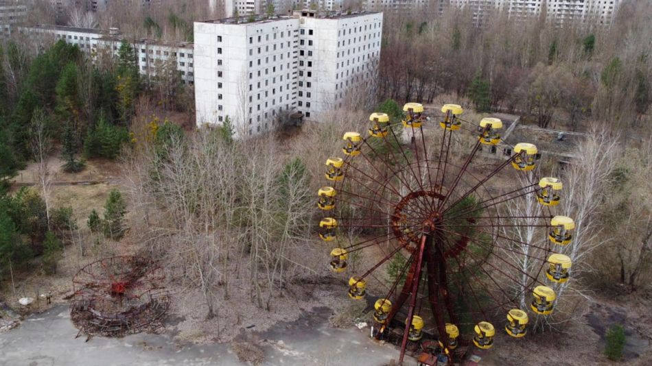Chernobyl 20210426