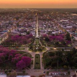 Reconquista está ubicada en el nordeste de la provincia de Santa Fe. La