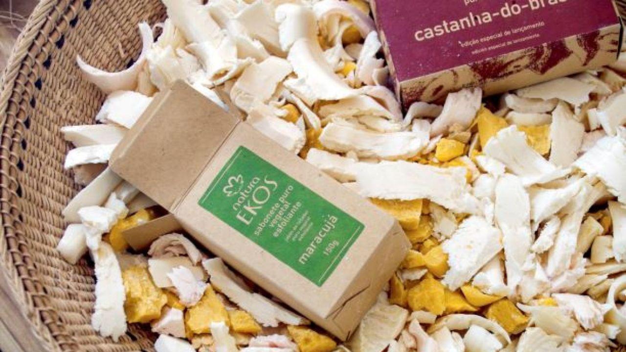 Algunas marcas regionales impulsan el reciclado de sus empaques.    Foto:Natura