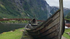 Barco Vikingo Fin del Mundo