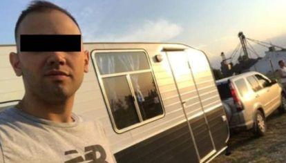 """""""Kenai"""", de 28 años, fue detenido por un millonario robo en San Francisco Solano."""