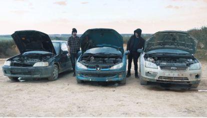 Autos sin aceite