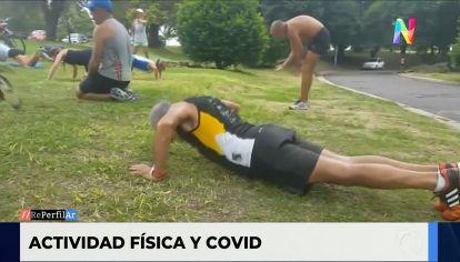 COVID-19: Por qué la actividad física es fundamental en adultos mayores