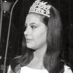 Miss Belleza Internacional Mirta Massa.
