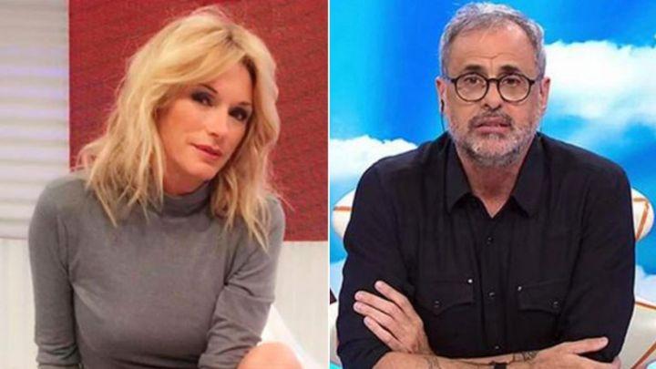 Filosa acusación de Yanina Latorre contra Jorge Rial para defender a Marina Calabró