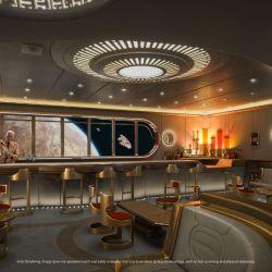 Así será el Disney Wish, el nuevo barco de la compañía que viajará a Bahamas a partir de junio del 2022.