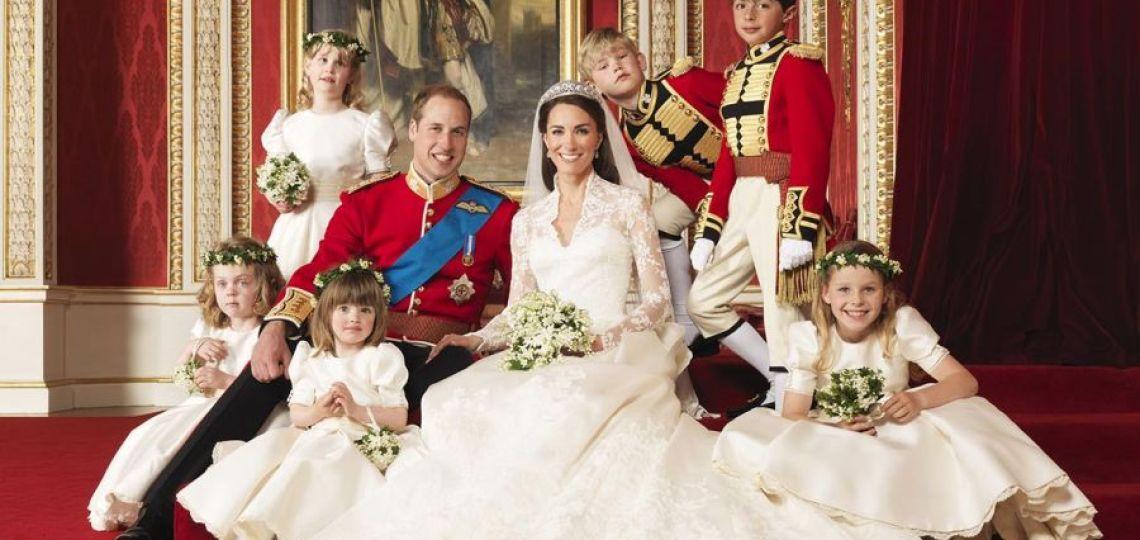 William y Kate una década de amor: cada detalle del vestido de bodas que enloqueció al mundo