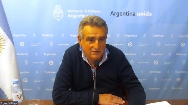 Entrevista a Agustín Rossi 20210429