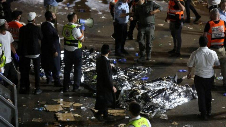 tragedia Israel peregrinación judía g_20210429