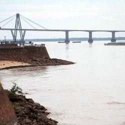 El Paraná, uno de los pocos ríos de la Argentina que aún no cuenta con un Comité de Gestión.
