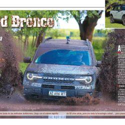 Nos dimos el lujo de probar la nueva Ford Bronco.