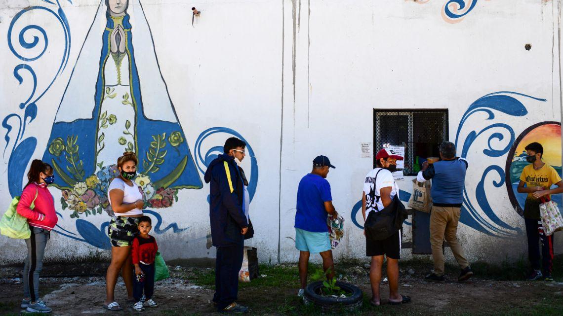 Scenes from La Matanza.