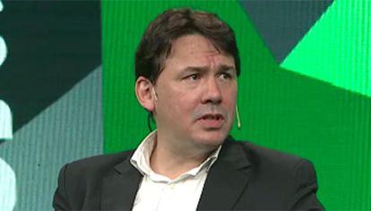 Federico Basualdo, subsecretario de Energía.