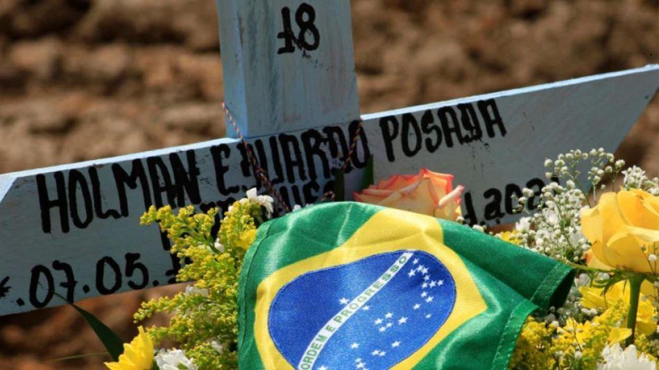 Brasil covid 19 20210430