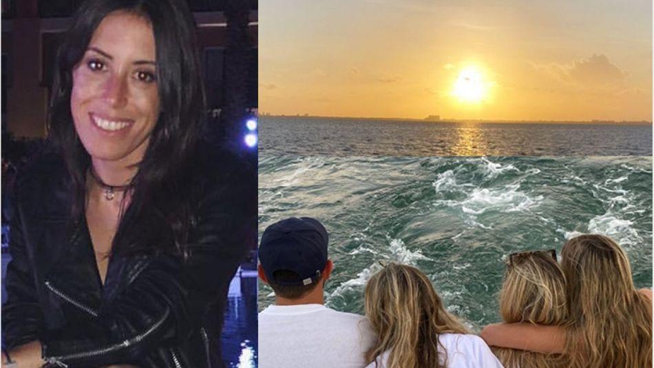 La familia de Sofía Sarkany arrojó las cenizas al mar en Miami