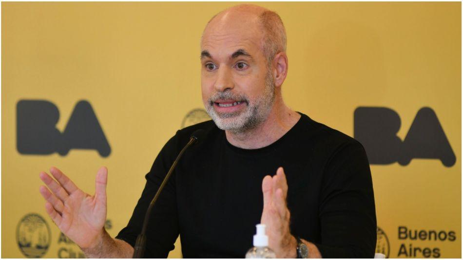 Rodríguez Larreta dispuso cambios y rotaciones en su gabinete