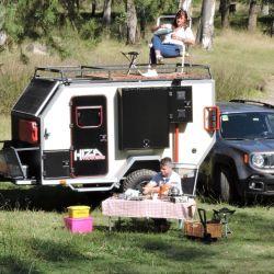 Las mini rodantes para viajar con seguridad y lejos de las aglomeraciones.
