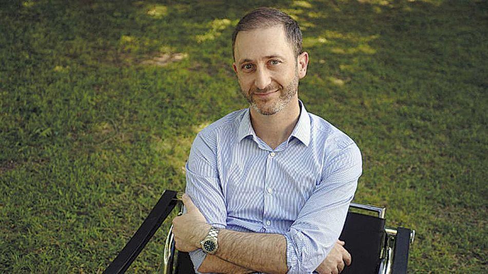 Optimista. Federico Trucco destaca la originalidad e inventiva de los científicos argentinos.