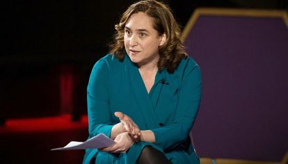Ada Colau. La alcaldesa de Barcelona  anunció que dejó la red social Twitter.
