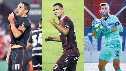 Interminables. Maxi Rodríguez, Pepe Sand y Sebastián Torrico son tres de los jugadores que superaron los 40 años y siguen vigentes. Y no son los únicos.