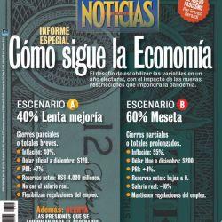 Tapa: Cómo sigue la economía | Foto:Pablo Temes