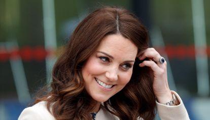 Kate Middleton y sus jeans que van en contra de las tendencias