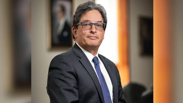 Ministro de Hacienda colombiano, Alberto Carrasquilla
