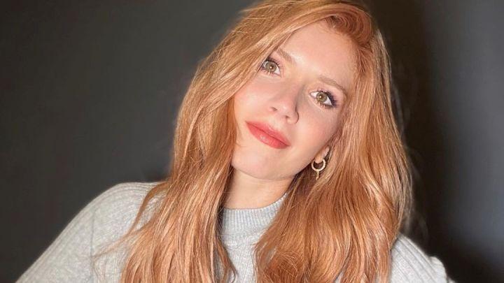 Laurita Fernández cambió de look tras separarse de Nico Cabré
