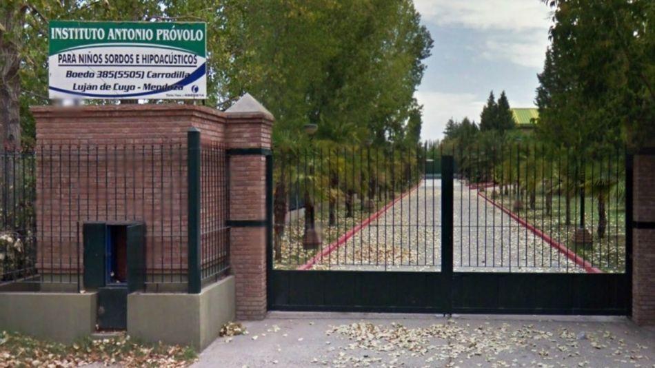 abuso sexual niños hipoacúsicos Instituto Próvolo Mendoza g_20210503