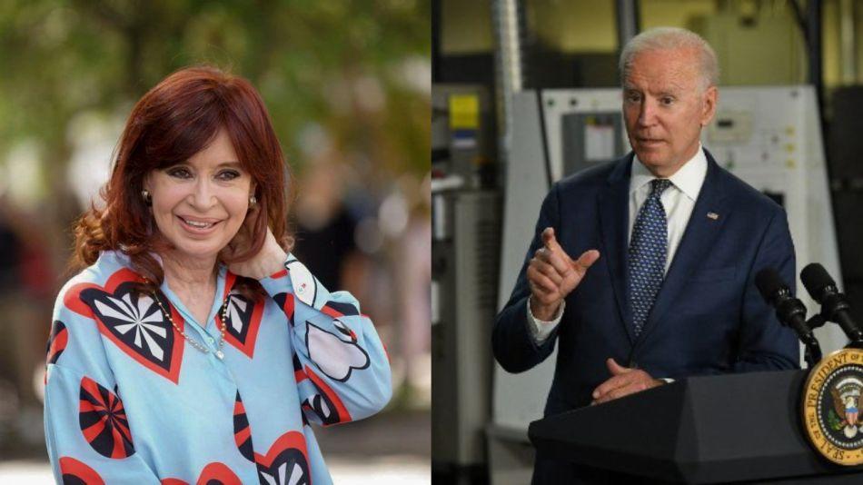 Cristina Kirchner joe biden g_20210503