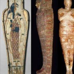 El cuerpo tenía una estructura esquelética sumamente delicada