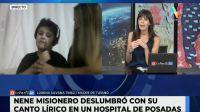 Tiziano, el cantante que se viralizó en las redes
