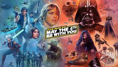 La exitosa franquicia conmemora su día todos los 4 de mayo