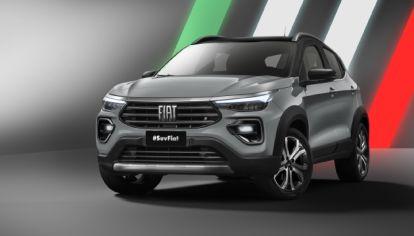 Fiat anticipa su nuevo SUV compacto (basado en Argo)