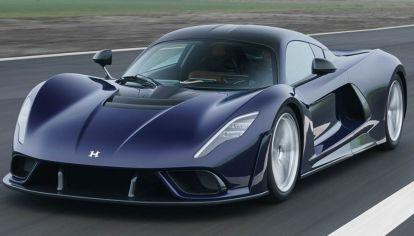 Qué velocidad puede alcanzar el Hennessey Venom F5