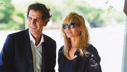 Karina Rabolini e Ignacio Castro Cranwell celebran cuatro años de amor