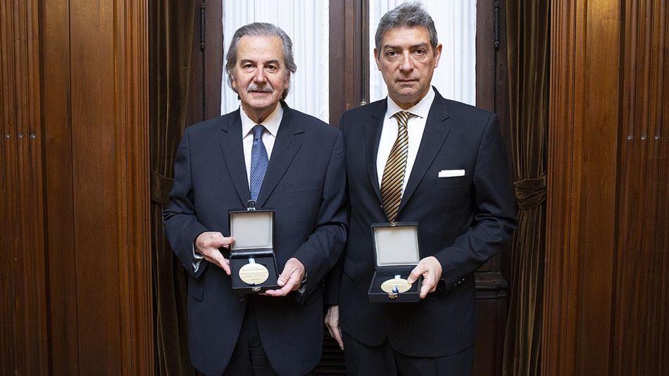 Juan Carlos Maqueda y Horacio Rosatti 20210504