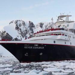 Silver Sea visitará la Antártida el próximo verano con sus buques de lujo.