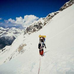 En 2012 le puso un dignísimo broche de oro a su carrera como escaladora tras ascender al Pico de Orizaba, la montaña más alta de México con 5.700 metros.