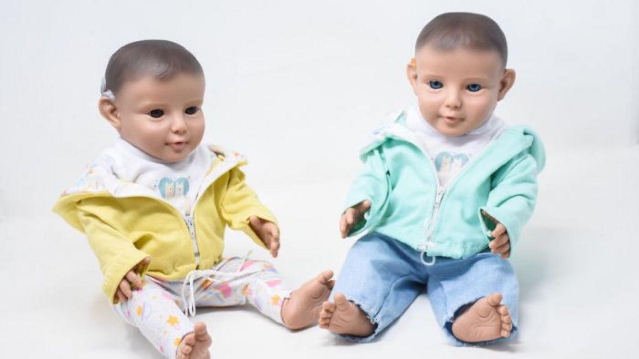 Eli, el muñeco para concientizar sobre la sordera   Foto:cedoc